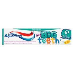 AQUAFRESH 50ml My Big Teeth Pasta do zębów dla dzieci 6+ lat