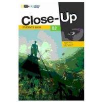 Książki do nauki języka, Close-Up B2 Student's Book (podręcznik) with DVD (opr. miękka)