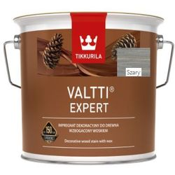 TIKKURILA VALTTI EXPERT- impregnat do drewna, szary, 5 l (z)