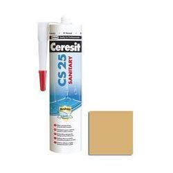 Ceresit CS25 Silikon sanitarny 280ml Toffi