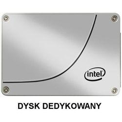 Dysk SSD 960GB DELL PowerEdge R810 2,5'' SATA III 6Gb/s 600MB/s wewnętrzny | SSDSC2BB960G701