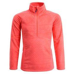 Roxy CASCADE GIRL Bluza z polaru neon grapefruit/asta layer