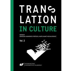 Translation in Culture. (In)fidelity in Translation. Vol. 2 - No author - ebook