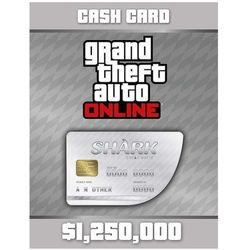 Grand Theft Auto Online: Great White Shark Cash Card - Windows - Akcja