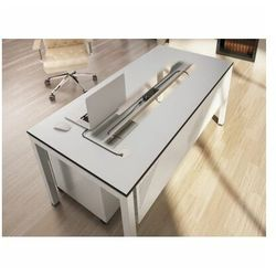 Prostokątne biurko stół STB 1860 COMFORT 1800x600mm