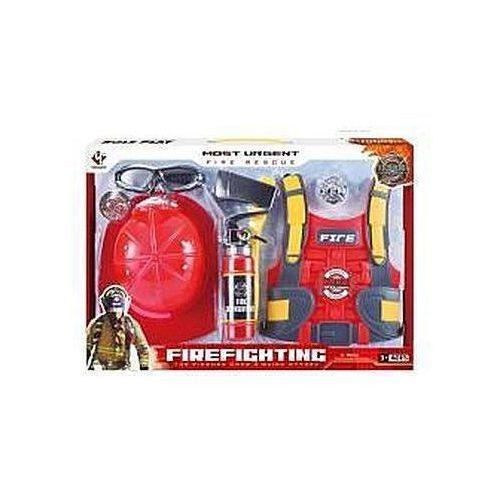 Pozostałe zabawki, Zestaw strażaka