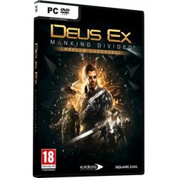 Deus Ex Rozłam Ludzkości (PC)
