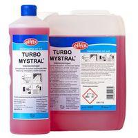 Pozostałe do podłóg i dywanów, Silny alkaliczny środek czyszczący tłuste uporczywe zabrudzenia TURBO MYSTRAL