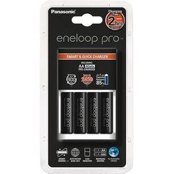 Ładowarka Panasonic Eneloop BQ-CC16 + 4 x R6/AA Eneloop 2550mAh