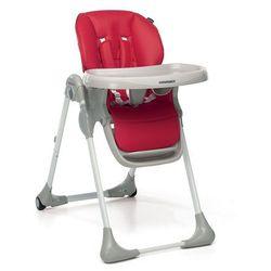 Krzesełko do karmienia Foppapedretti - Czerwone