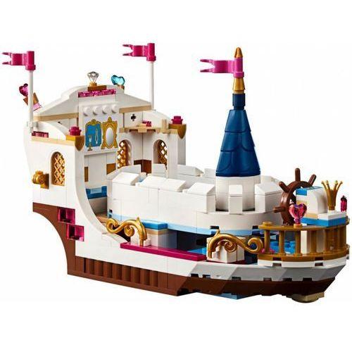 Łodzie i statki dla dzieci, Disney Princess Uroczysta łódź Ariel