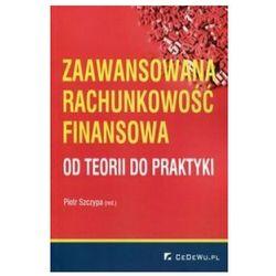 Zaawansowana rachunkowość finansowa (opr. miękka)