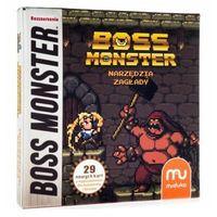 Pozostałe artykuły szkolne, Dodatek 3 Boss Monster - Narzędzia zagłady