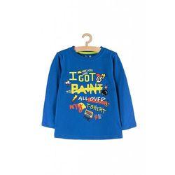 Bluzka chłopięca z długim rękawem 1H3733 Oferta ważna tylko do 2023-02-21