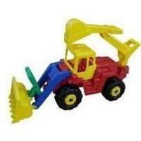 Traktory dla dzieci, Batyr traktor-koparka