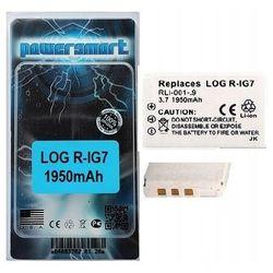 BATERIA R1G7 RIG7 R-IG7 Logitech Harmony 880 890