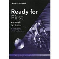 Książki do nauki języka, Ready for First 3Ed Wb without key + CD (opr. miękka)