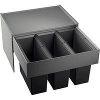 Sortowniki do śmieci, Select 60/3 Blanco sortownik odpadów - 518724