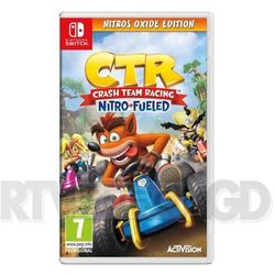 Crash Team Racing Nitro-Fueled Nitros Oxide Edition Switch
