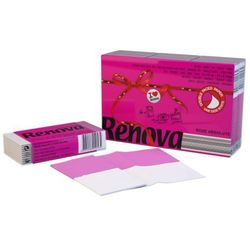RENOVA 6szt Red Label Fucsia Chusteczki higieniczne - Fuksja