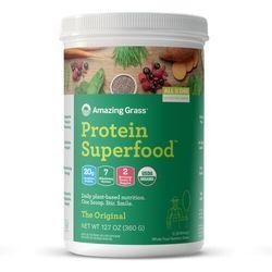 Amazing Grass BIO Białko Superfood