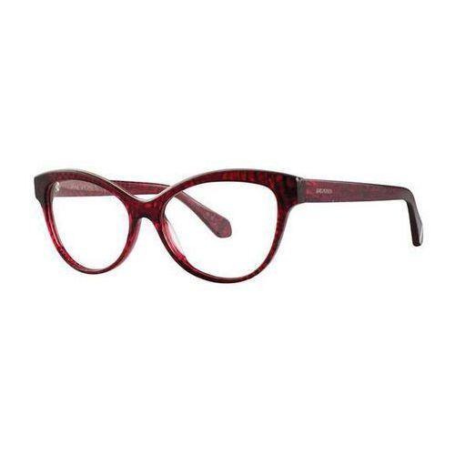 Okulary korekcyjne, Okulary Korekcyjne Zac Posen JAYCE RED