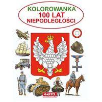 Kolorowanki, 100 Lat Niepodległości Kolorowanka - Jarosław Żukowski