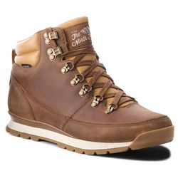 Trapery THE NORTH FACE - Back-To-Berkeley Redux Leather T0CDL05WD Dijon Brown/Tagum Brown