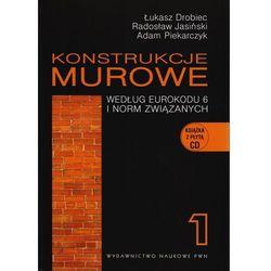 Konstrukcje murowe według Eurokodu 6 i norm związanych. Tom 1 + CD (opr. twarda)