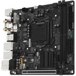 Płyta główna Gigabyte GA-Z270N-WIFI, Z270, DDR4, HDMI, DVI, miniITX Darmowy odbiór w 20 miastach!