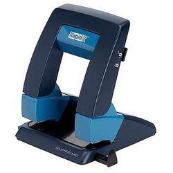 Dziurkacz Rapid Supreme SP30 PressLess niebieski, 30 kartek 24127302