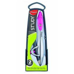 Cyrkiel STUDY 120 + ołówek MAPED - X00903