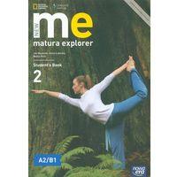 Książki do nauki języka, J. Ang. LO Matura Explorer NEW Pre-In 2 SB 2015 NE (opr. miękka)