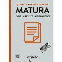 Pozostałe książki, Zdasz to. Język Polski. Arkusze maturalne. Poziom rozszerzony Praca zbiorowa