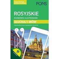 Książki do nauki języka, Rosyjskie rozmówki ilustrowane Słuchaj i mów - Holger von Rauch (opr. miękka)