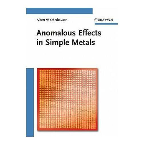 Książki do nauki języka, Anomalous Effects in Simple Metals