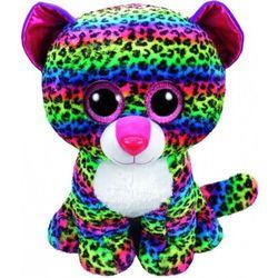 Meteor TY Beanie Boos Dotty - Kolorowy leopard 42 cm