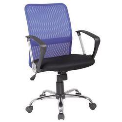 Krzesło biurowe obrotowe SIGNAL Q-078 - Niebieski