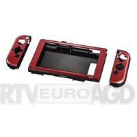 Akcesoria do Nintendo Switch, Etui HAMA Hard Cover do Nintendo Switch Czerwony