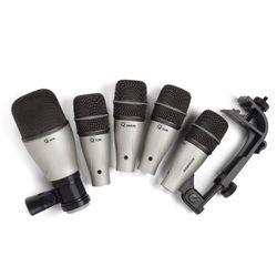 Samson 5 KIT zestaw mikrofonów do perkusji Płacąc przelewem przesyłka gratis!