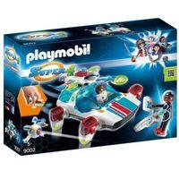 Klocki dla dzieci, Playmobil SUPER 4 Fulgurix i agent gene 9002 - BEZPŁATNY ODBIÓR: WROCŁAW!