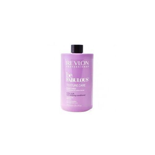 Odżywianie włosów, Revlon Be Fabulous Curly, odżywka do loków, 750ml