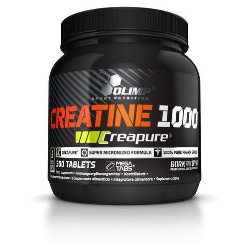 Kreatyny, Kreatyna Olimp CREATINE 1000 300 tab Najlepszy produkt
