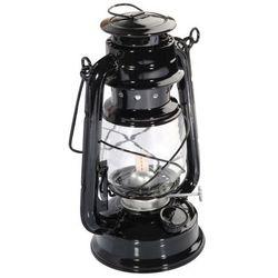 Lampa naftowa 24 cm czarna