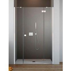Radaway ESSENZA NEW DWJS drzwi wnękowe 120 prawe wys. 200 cm szkło przejrzyste 385031-01-01R/384090-01-01
