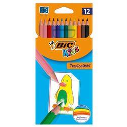 12 kolorów Kids Tropicolors 2 Kredki ołówkowe
