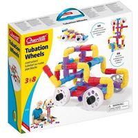 Zestawy konstrukcyjne dla dzieci, Zestaw konstrukcyjny Tubation Wheels 68 elementów