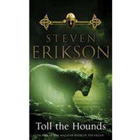 Książki do nauki języka, Toll The Hounds (opr. miękka)