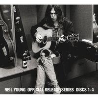 Pozostała muzyka rozrywkowa, OFFICIAL RELEASE SERIES DISCS1 - Neil Young (Płyta CD)