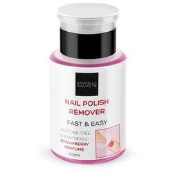 Gabriella Salvete Nail Polish Remover Fast & Easy zmywacz do paznokci 200 ml dla kobiet